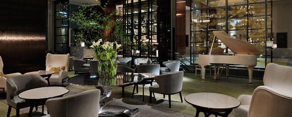Palace Lounge At The Tokyo Palace Hotel