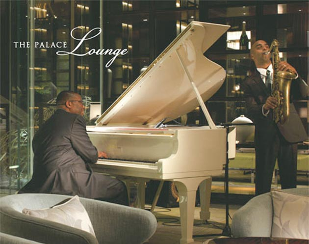 Greg McKenzie at The Palace Lounge